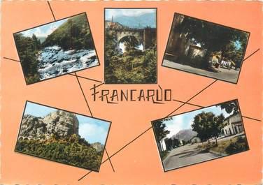 """/ CPSM FRANCE 20 """"Corse, Francardo"""""""
