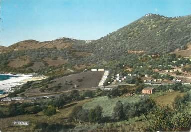 """/ CPSM FRANCE 20 """"Corse, Cargese, le village de vacances de Rocca Marina"""""""