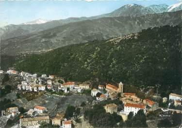 """/ CPSM FRANCE 20 """"Corse, Guagno village"""""""