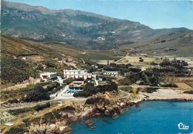 "/ CPSM FRANCE 20 ""Corse, Porticciolo, vue aérienne"""