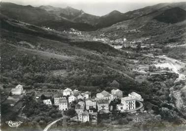 """/ CPSM FRANCE 20 """"Corse, Tufo, vue générale et la vallée de Luri"""""""
