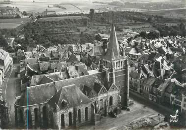 """/ CPSM FRANCE 02 """"Vervins, Notre Dame"""""""