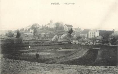 """/ CPA FRANCE 15 """"Villedieu, vue générale"""""""