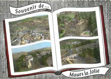 """/ CPSM FRANCE 15 """"Maurs La Jolie"""""""