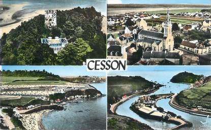 "/ CPSM FRANCE 22 ""Cesson"""