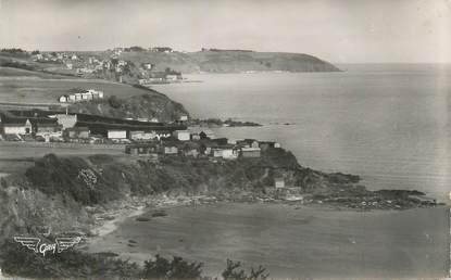 """/ CPSM FRANCE 22 """"Cesson, plage du Vallais et pointe du Roselier"""""""