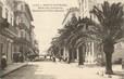 """/ CPA FRANCE 83 """"Saint Raphaël, Allée des palmiers, Bld Félix Martin"""""""