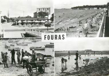 """/ CPSM FRANCE 17 """"Fouras"""""""