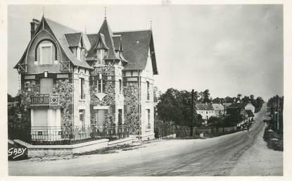 """/ CPSM FRANCE 61 """"Nonant Le Pin, route de Gacé"""""""