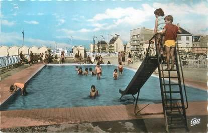 """/ CPSM FRANCE 80 """"Cayeux sur Mer, la piscine"""""""