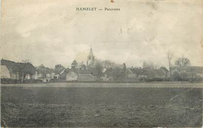 "/ CPA FRANCE 80 ""Hamelet, panorama"""