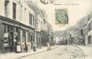 "62 Pa De Calai / CPA FRANCE 62 ""Bapaume, rue de Péronne"""