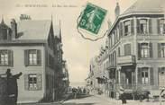 """62 Pa De Calai / CPA FRANCE 62 """"Berck Plage, la rue des Bains"""""""