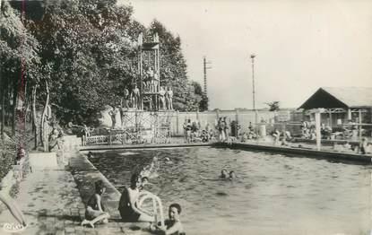 """/ CPSM FRANCE 62 """"Avion, cité des cheminots, la piscine"""""""