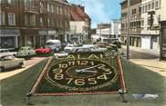 """62 Pa De Calai / CPSM FRANCE 62 """"Calais, l'horloge florale"""""""