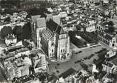 """02 Aisne / CPSM FRANCE 02 """"Saint Quentin, la basilique"""""""
