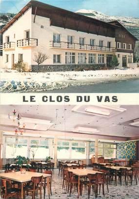 """/ CPSM FRANCE 05 """"L'Argentière la Bessée, le Clos du vas"""""""