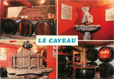 """/ CPSM FRANCE 05 """"Chorges, centre de vacances, le caveau"""""""