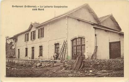 """/ CPA FRANCE 79 """"Saint Varent, la laiterie coopérative"""""""