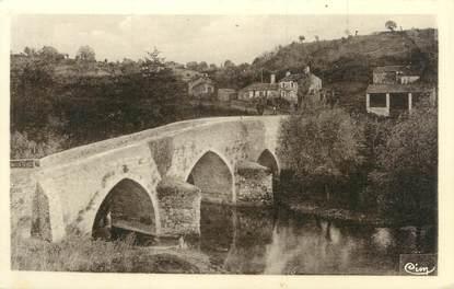 """/ CPA FRANCE 79 """"Argenton Château, l'antique pont Neuf"""""""