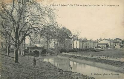 "CPA FRANCE 01 "" Villars les Dombes """