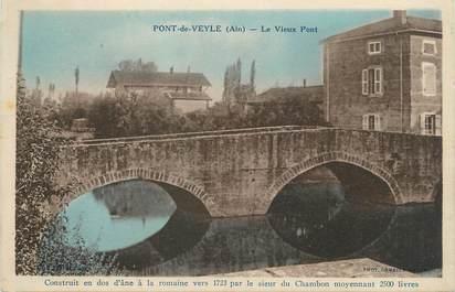"""CPA FRANCE 01 """" Pont de Veyle """""""
