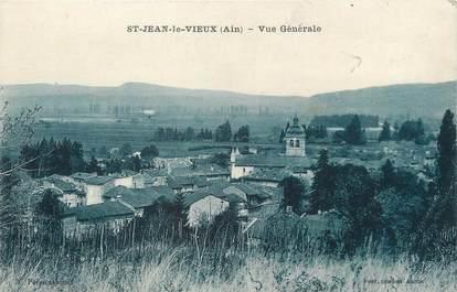 """CPA FRANCE 01 """" Saint Jean le Vieux """""""
