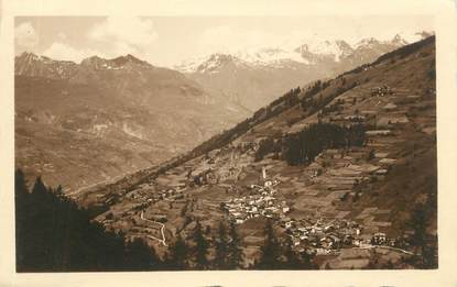 "CARTE PHOTO FRANCE 73 "" Peisey """
