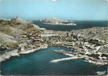 """CPSM FRANCE 13 """" Marseille, les îles de Rion """""""