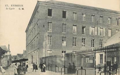 """CPA FRANCE 27 """" Evreux, lycée """""""