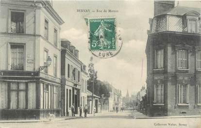 "CPA FRANCE 27 "" Bernay, rue de Morsan """