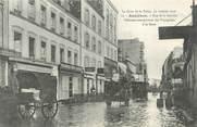 """92 Haut De Seine CPA FRANCE 92 """" Asnières, inondations janvier 1910 """""""