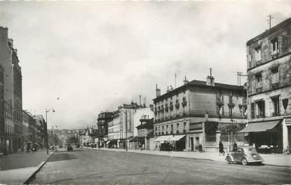 """CPSM FRANCE 92 """" Boulogne, avenue de la Reine """""""