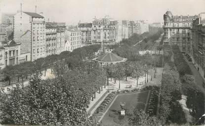 """CPSM FRANCE 92 """" Clichy, la place des Martyrs """""""