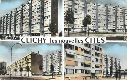"""CPSM FRANCE 92 """" Clichy """""""
