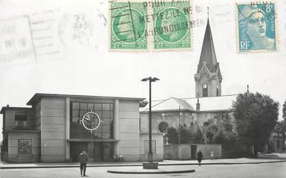 """CPSM FRANCE 92 """" Meudon, la gare """""""
