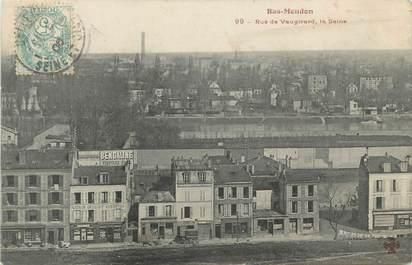 "CPA FRANCE 92 "" Meudon, rue de Vaugirard """