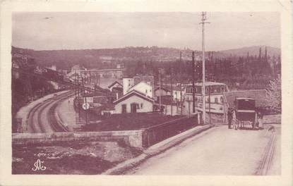 """CPA FRANCE 92 """" Meudon, le funiculaire """""""