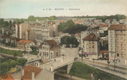 "CPA FRANCE 92 "" Meudon """