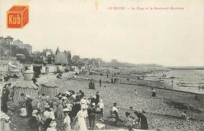 "CPA FRANCE 76 "" Le Havre """