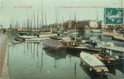 """CPA FRANCE 76 """" Le Havre """""""