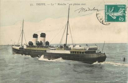 "CPA FRANCE 76 "" Dieppe """