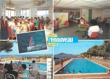 """/ CPSM FRANCE 83 """"Agay, village renouveau La Baumette"""""""