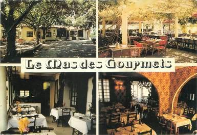 """/ CPSM FRANCE 83 """"Montauroux, hôtel restaurant Le Mas des Gourmets"""""""