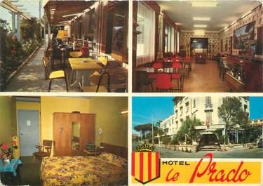 """/ CPSM FRANCE 83 """"Saint Raphaël, hôtel Le Prado"""""""