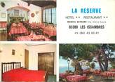 """83 Var / CPSM FRANCE 83 """"Les Issambres, hôtel restaurant La reserve"""""""