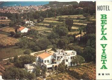 """/ CPSM FRANCE 83 """"Saint Tropez, hôtel Bella Vista"""""""