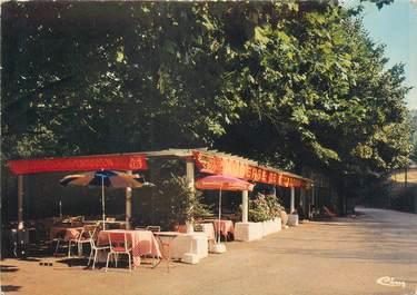 """/ CPSM FRANCE 83 """"Tanneron, auberge de Saint Cassien des Bois, la terrasse"""""""