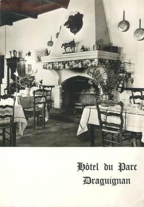 """/ CPSM FRANCE 83 """"Draguignan, hôtel du Parc"""""""
