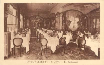 "/ CPA FRANCE 03 ""Vichy, hôtel Albert 1er"""